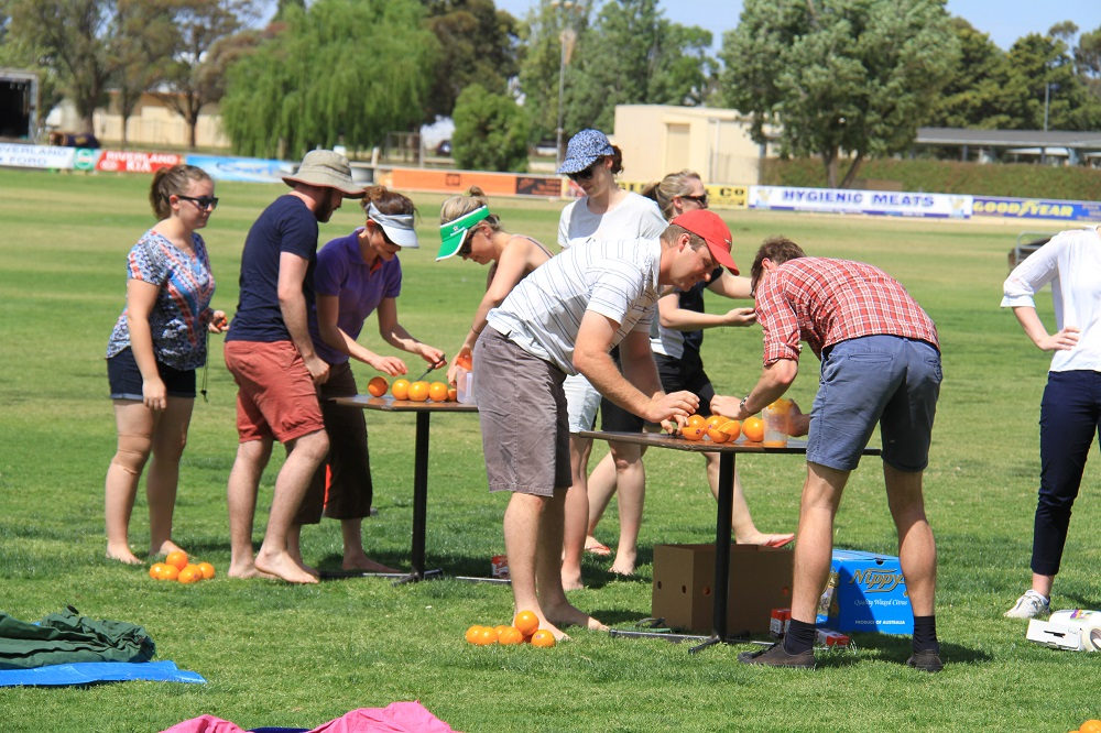 Loxton Show 2015_Nippys farmers challenge