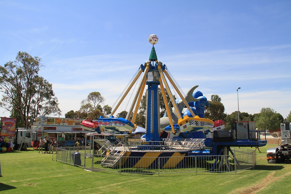 Loxton Show 2015_show_ride